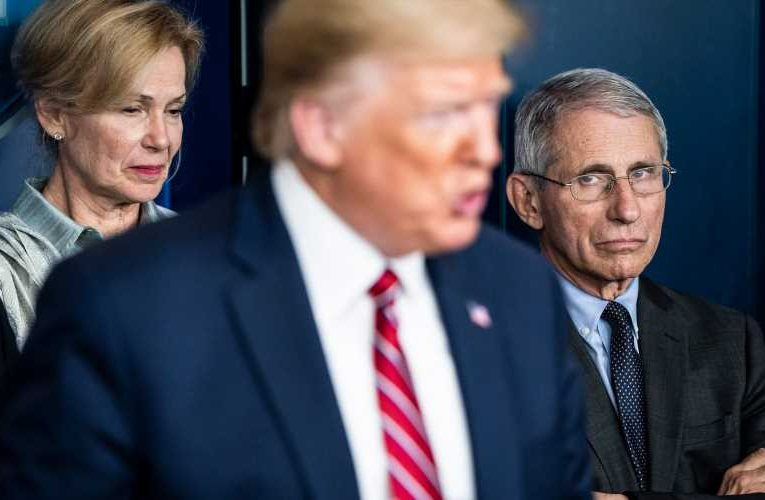 Anthony Fauci Enters 'Modified Quarantine' After 'Low Risk' COVID-19 Contact