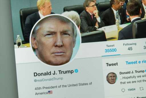 "Twitter Flags Donald Trump 'Looting, Shooting' Tweet As ""Glorifying Violence"""
