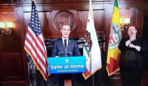 """Los Angeles Coronavirus Update: Mayor Eric Garcetti Says, """"All Retail Businesses Can Reopen"""" So Long As They Observe Proper Protocols"""