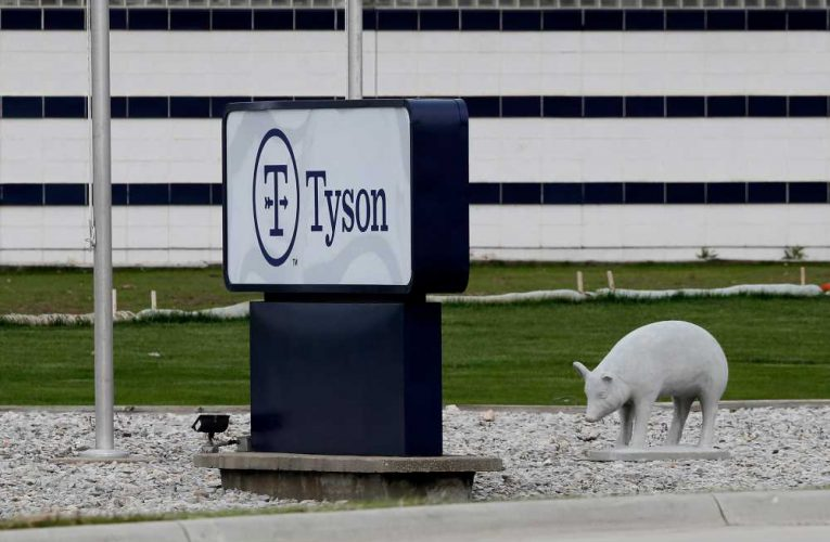 Tyson Foods to close Iowa pork plant amid coronavirus outbreak