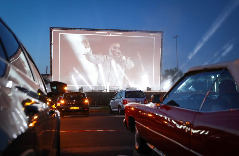 From Keith Urban to Raves, Drive-In Concerts Are Your Future Now