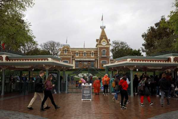 Disneyland's County to Open; Brazil Cases Rise 5%: Virus Update