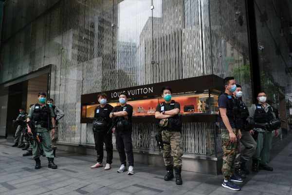 Hundreds Rally, Pepper Spray Pellets Fired: Hong Kong Update
