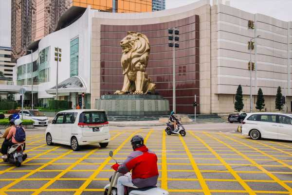 Macau's Economy Shrinks by 49% During Coronavirus Lockdown