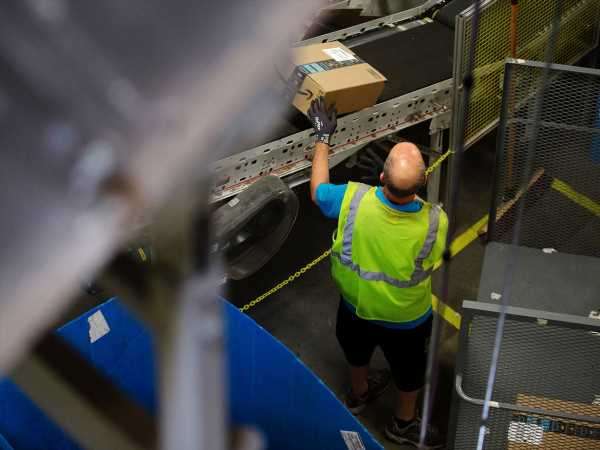 Amazon Is Extending Worker Raises Until May 30 to Meet Demand