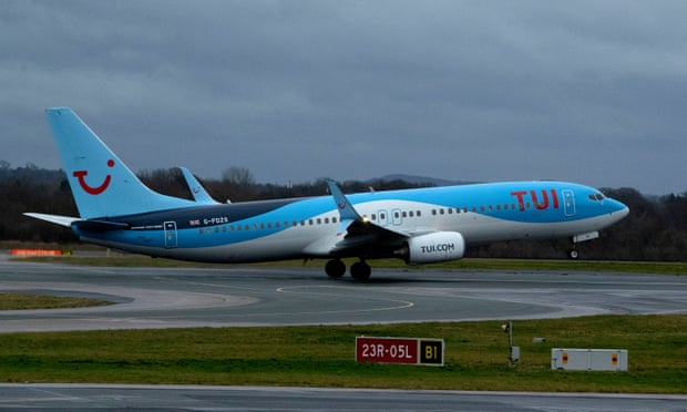 Tui cancels all foreign holidays until 1 July