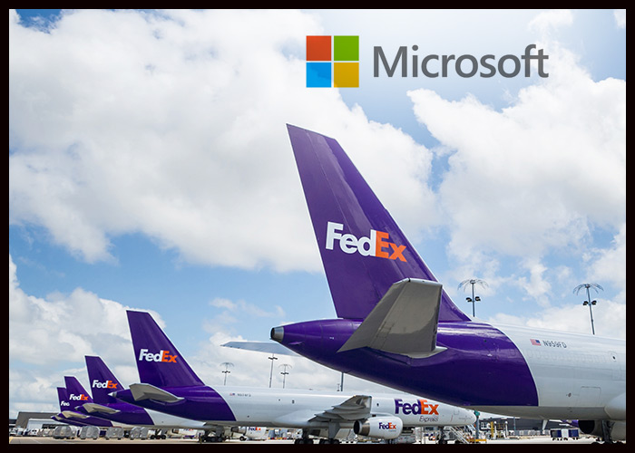 FedEx, Microsoft Launch FedEx Surround To Improve Supply Chain Visibility
