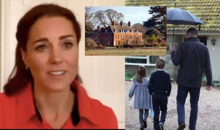 Inside Kate Middleton and William's family home Anmer Hall amid lockdown – new pictures