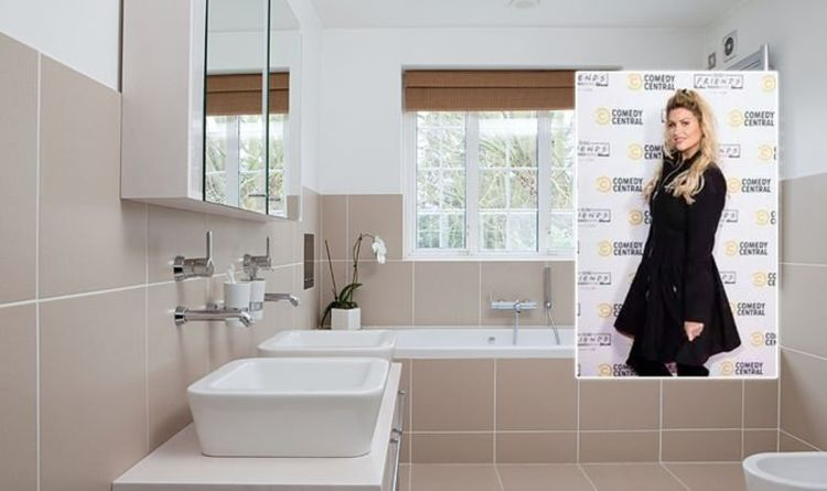 Cleaning tips: Mrs Hinch shares her whole bathroom cleaning routine in just 20 minutes