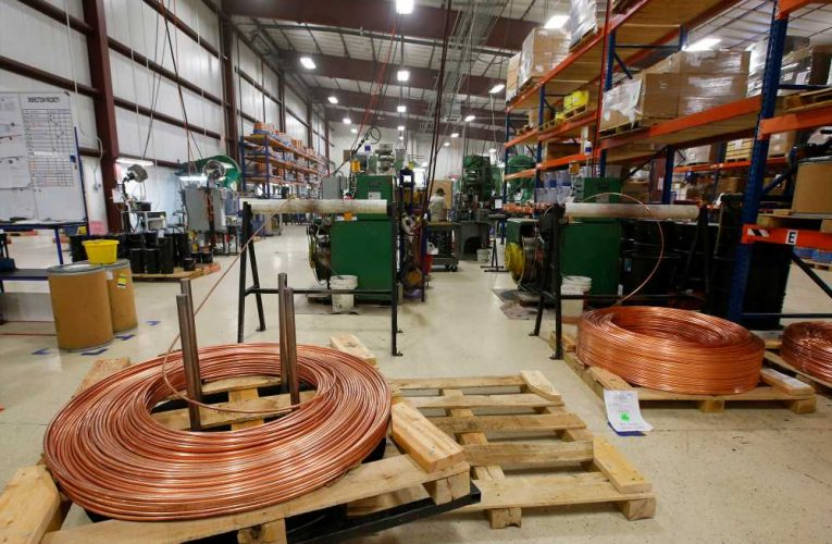 Copper demand could soar thanks to coronavirus