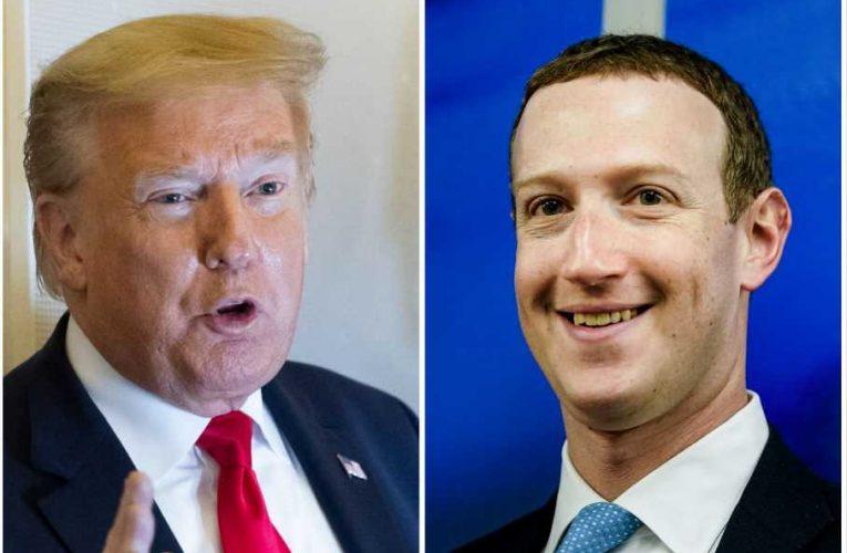 Facebook Employees Push Back On Zuckerberg's Non-Response To Trump Rhetoric