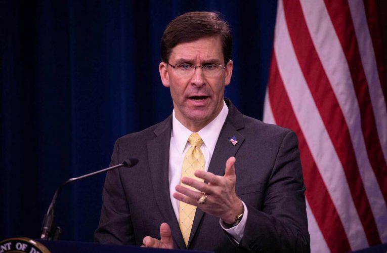 Defense Secretary Mark Esper: 'I Do Not Support Invoking The Insurrection Act'