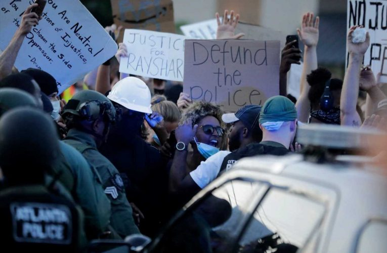 Protests Continue In U.S. After Deaths Of More Black Men