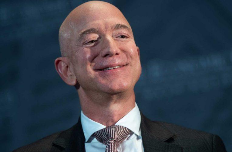 Jeff Bezos tells racist he's 'the kind of customer I'm happy to lose'