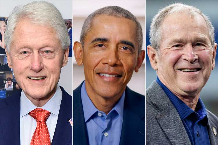 Bush, Clinton and Obama All 'Tip' Their Hats to Legends of Baseball's Negro Leagues