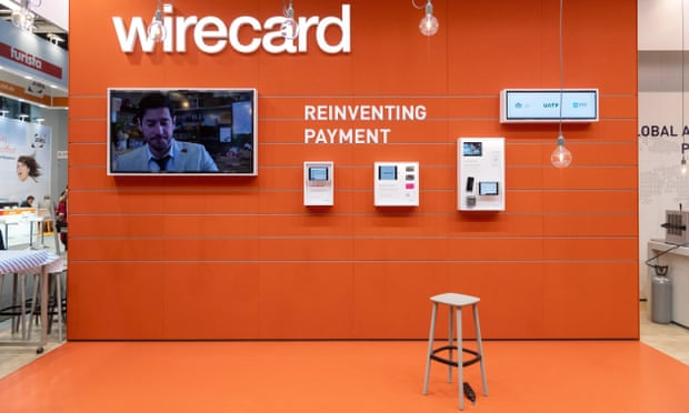 Wirecard UK ordered to freeze customer funds by finance regulator