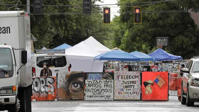 Seattle cuts deal with CHOP protesters to open some streets, make business deliveries easier