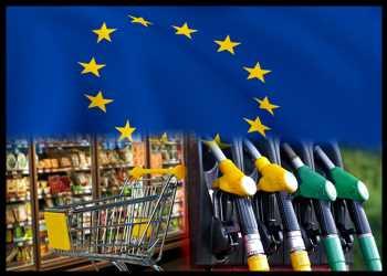 Eurozone Inflation Nears Zero, Lowest Since Mid-2016