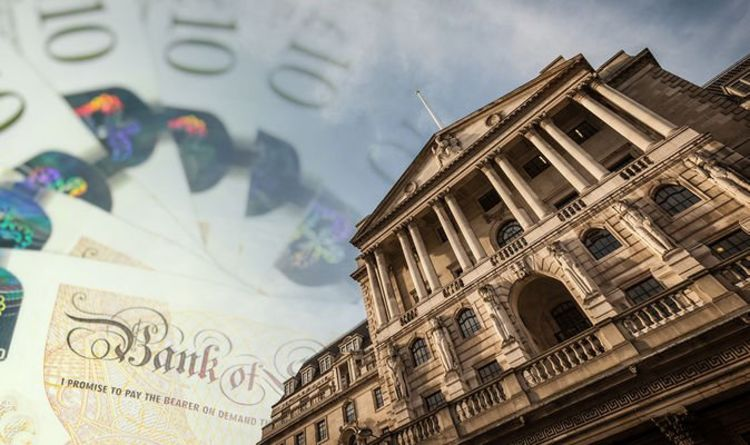 Interest rates: How savers could be 'penalised' – Brits warned 'rates could drop to -3%'