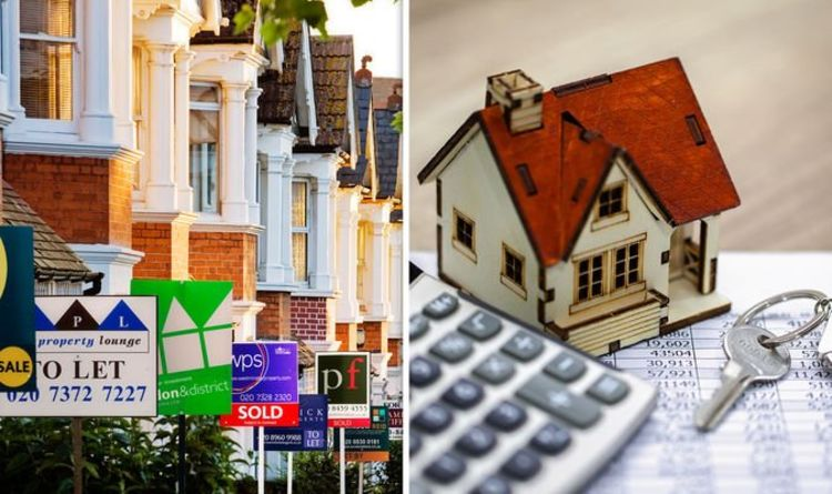 House prices bounce back as UK property market makes 'rapid recovery'