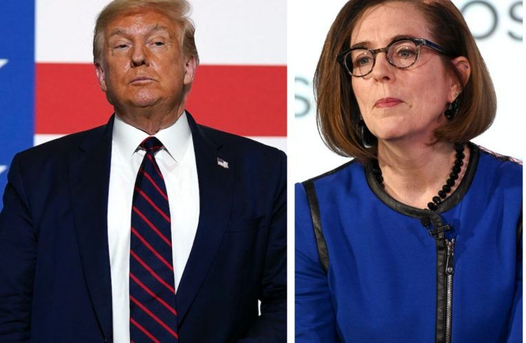 Oregon Governor Says Trump's Plan To 'Dominate' The Streets 'Failed'
