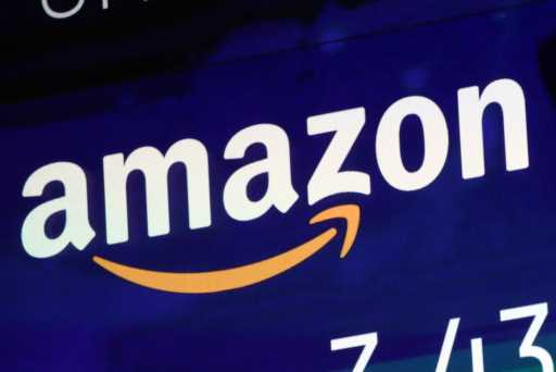 Amazon Shares Pass $3,000, Joining Other Tech Stocks Hitting Record Highs