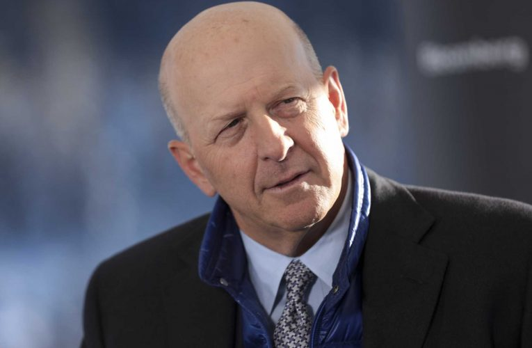 Goldman Sachs CEO David Solomon on US economic outlook: `We're in for a very bumpy ride'