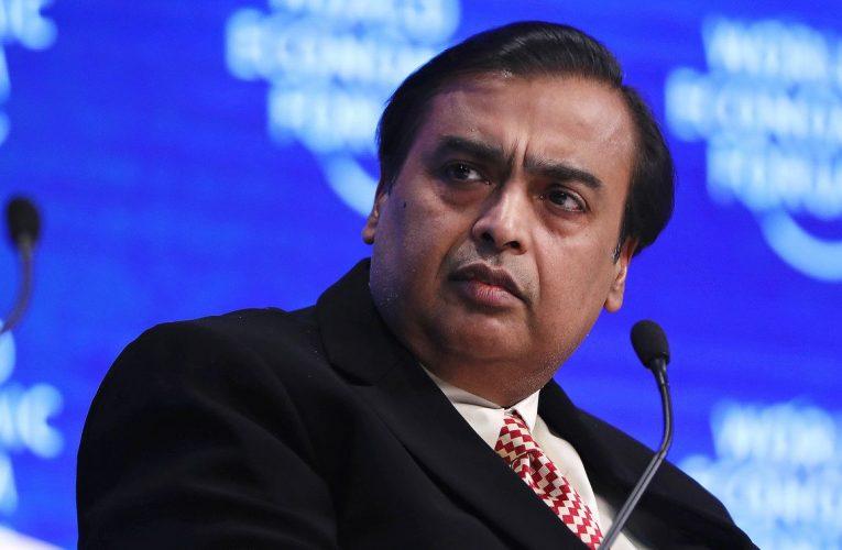 India's Wealthiest Tycoon Ambani Now Richer Than Warren Buffett