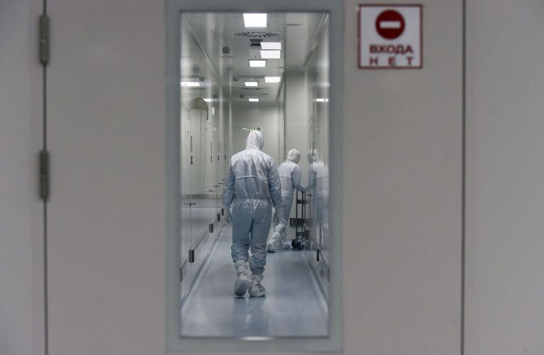Russia Military Says First Covid-19 Vaccine Trial Shows Promise