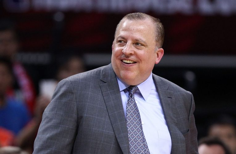 Knicks Are Close to Deal to Make Tom Thibodeau Coach: AP