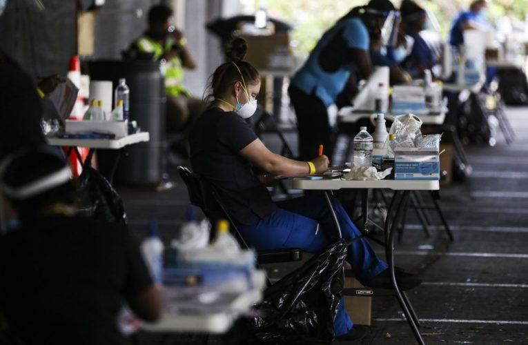 Florida Cases Pass New York's; Europe Faces Spikes: Virus Update