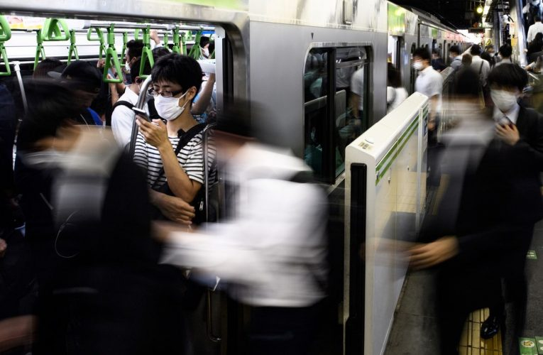 Japan Insists This Time Is Different Even as Virus Cases Surge