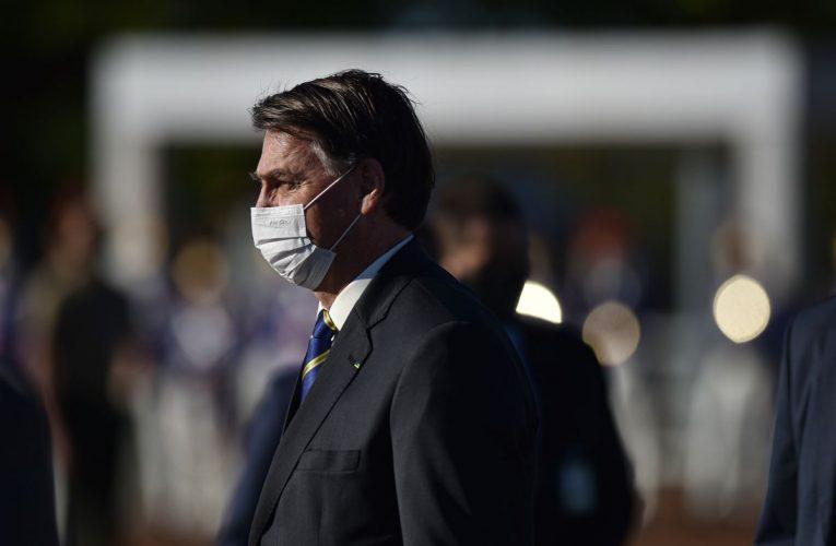 Pill-Popping Bolsonaro Sows Covid Chaos at Brazil's Hospitals