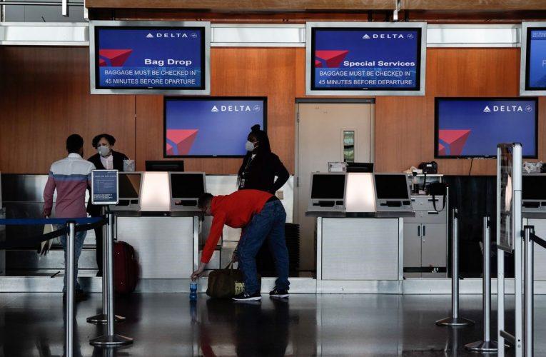 Delta Sees Surge in U.S. Coronavirus Stalling Travel Rebound