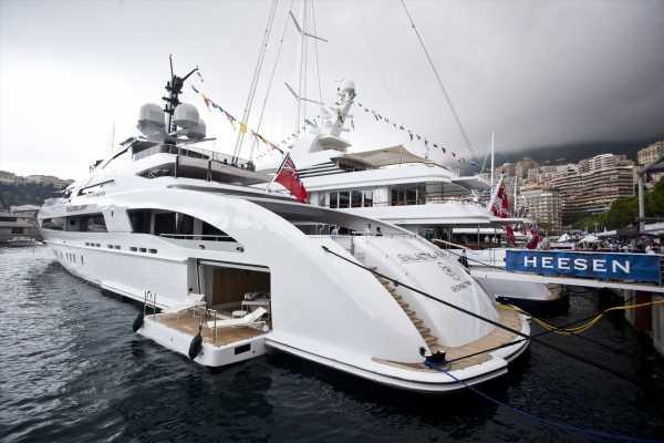 Enron Legacy Returns in Battle Over $80 Million Yacht