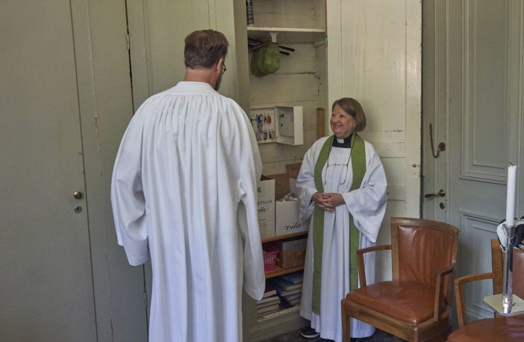 Female Priests Now Outnumber Male Ones in Church of Sweden