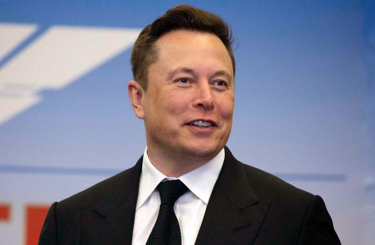 Tesla's Elon Musk Nears $2.4 Billion Haul as Stock Keeps Soaring