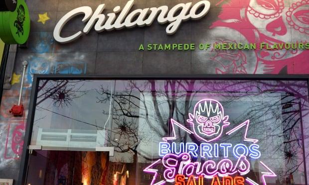 Burrito dining chain Chilango prepares to enter administration