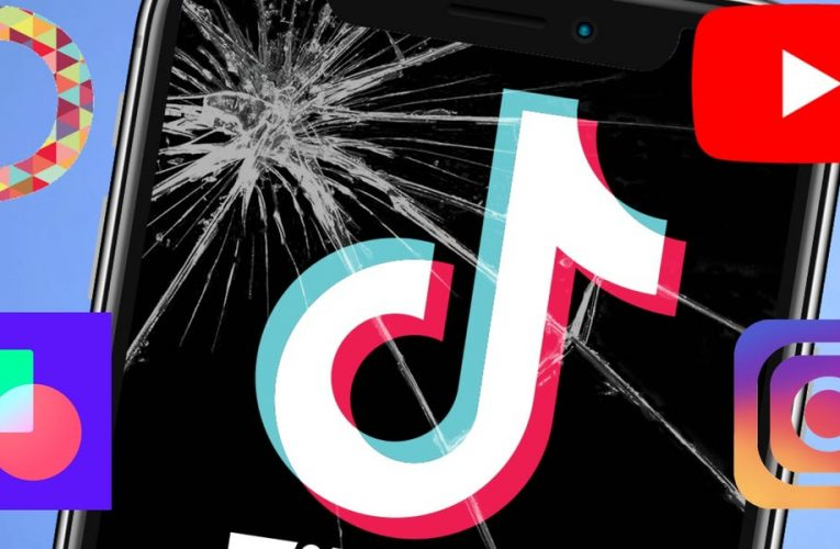 TikTok's under pressure from the US government, and competitors like Snapchat, YouTube, and Instagram are capitalizing on the app's uncertain future