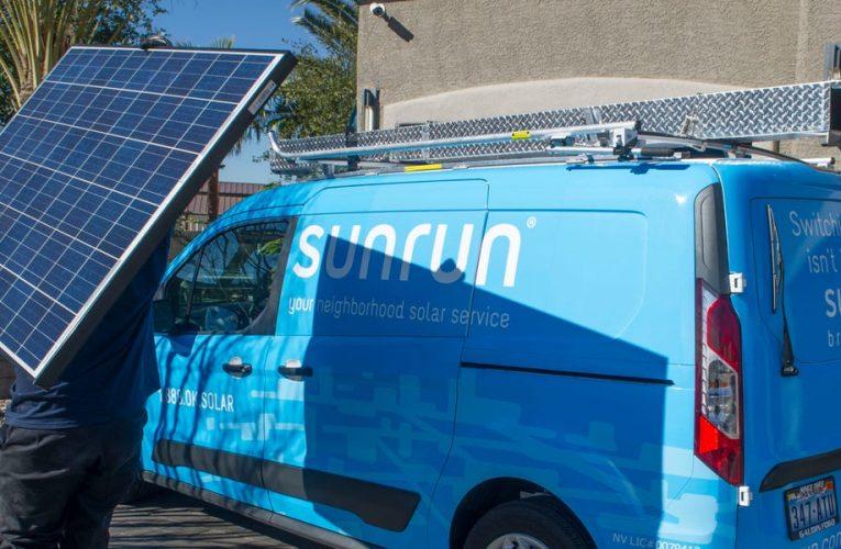 Sunrun's CFO shares the 3 key reasons behind the solar firm's $3.2 billion bid to acquire top rival Vivint Solar