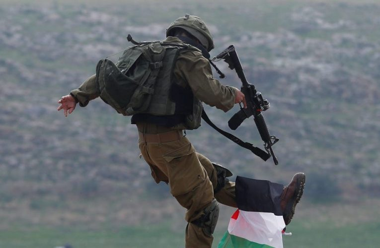 A young man left London to join Israel's army because he wanted to defend the Jewish people but now believes the treatment of Palestinians is morally wrong