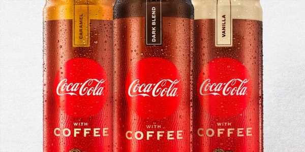 Coca-Cola is launching a coffee-flavored cola in America, as the soda giant works to regain business it lost to Starbucks decades ago
