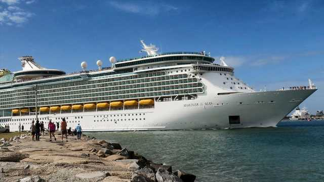 Royal Caribbean updates its name to modernize corporate identity