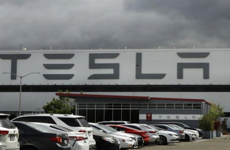 Tesla accuses rival Rivian of recruiting employees to steal trade secrets