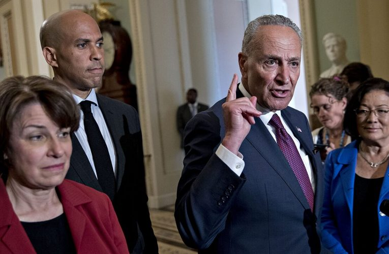 7 of 47 in Senate Dems Caucus have mostly non-white staffs, survey shows