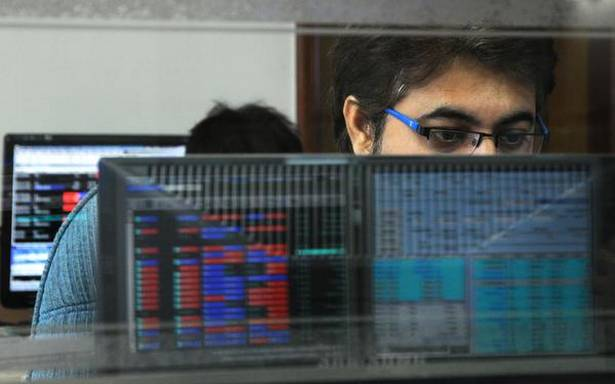 Sensex drops over 300 points in early trade, financial stocks drag