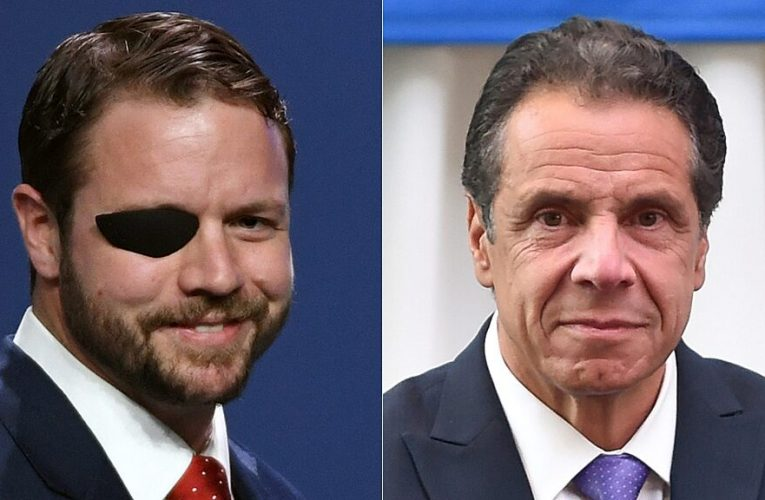Dan Crenshaw hits back at Cuomo for touting coronavirus response, says New Yorkers should be offended