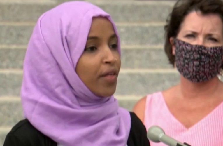 House GOP resolution accuses Ilhan Omar of 'anti-American' remarks, 'Marxist' policies