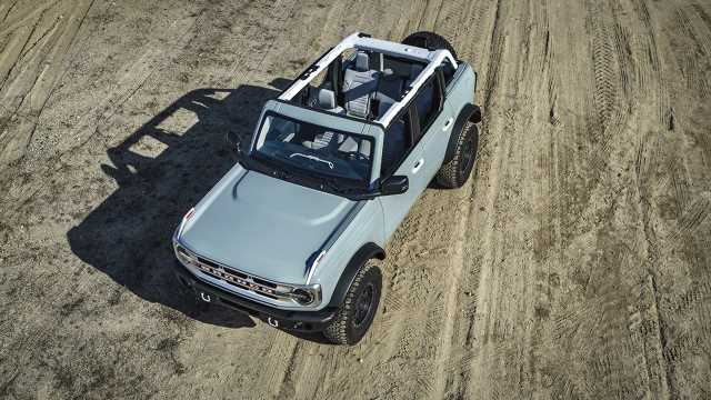 2021 Ford Bronco: Here's when you'll actually be able to get one