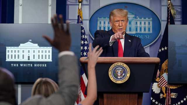 Trump calls GOP coronavirus proposal 'semi-irrelevant' as deal appears far off